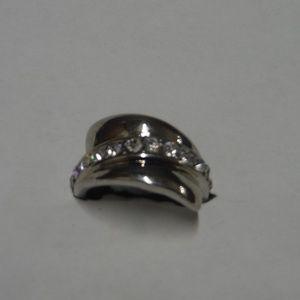 Unique 12 Gemstones Ring